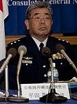 JASDF Lieutenant General Hidetoshi Hirata 平田英俊空将 (DoD photo 110415-M-VG363-105).jpg