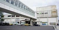 JR Muroran-Main-Line・Hidaka-Main-Line Tomakomai Station South Exit.jpg