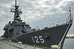 JS Sawayuki at Tagonoura Port, -2 Dec. 2012 a.jpg