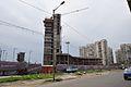 JW Marriott Hotel Under Construction - Eastern Metropolitan Bypass - Kolkata 2013-06-19 9002.JPG