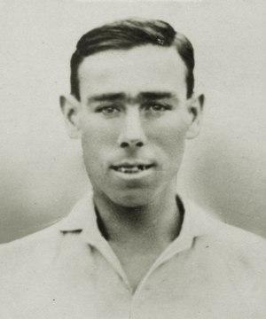 John Haggan - Haggan while with Brentford in 1921.