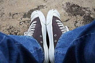 Converse (shoe company) - Converse Jack Purcells