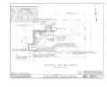 Jacob Wills House, Marlton, Burlington County, NJ HABS NJ,3-MART.V,1- (sheet 2 of 20).png