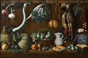 Still life - Jacopo da Empoli (Jacopo Chimenti), Still life (c. 1625)