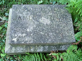 James Thomas Fields - Grave of James T. Fields at Mount Auburn Cemetery
