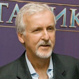 James Cameron in 2012