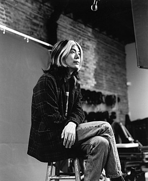 James Iha - Iha in 1995.