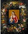 Jan Brueghel (I) en Hendrick van Balen (I) - Maria en kind - P001416 - Museo del Prado.jpg