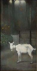 De oude geit