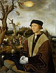 Jan Mostaert - Portrait of a Young Man - Google Art Project.jpg