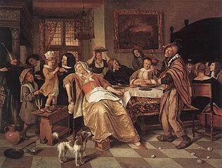 Twelfth Night Feast