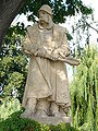 Jan Zizka statue in Lastany.jpg