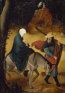 Jan de Beer - The flight into Egypt.jpg