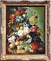 Jan van os, natura morta con frutta e fiori, olanda 1790 ca. 01.jpg