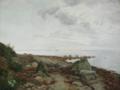 Janus la Cour - Parti fra Moesgaard Strand - 1908.png
