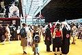 Japan Expo 2009 - des visiteurs.jpg