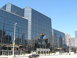 제이컵 K. 재비츠 컨벤션 센터