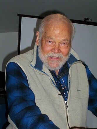 Jay Hammond - Hammond during the last year of his life.