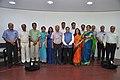 Jayashri And Anil Shrikrishna Manekar With Their Colleagues - NCSM - Kolkata 2018-03-31 9915.JPG