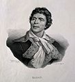 Jean Paul Marat. Lithograph by H. Grévedon, 1824, after J. B Wellcome V0003830.jpg