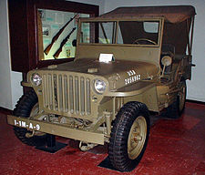 Different Types Of Jeeps >> Jeep - Wikipedia, la enciclopedia libre