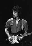 Jeff Beck in Amsterdam 1979