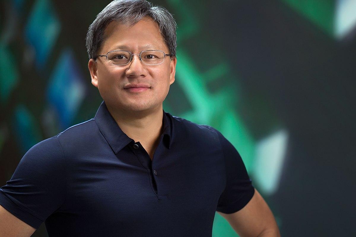 Image result for Jen-Hsun Huang, Nvidia