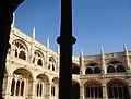 Jeronimos Monastery Cloisters, Belem, Portugal - panoramio (3).jpg