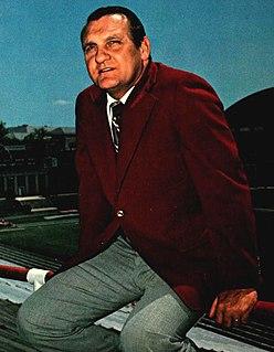 Jerry Claiborne American football coach