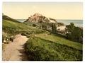 Jersey, Mont Orgueil Castle, Channel Island, England-LCCN2002696508.tif