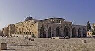 Al-Aqsa-Moschee im Jahr 2013