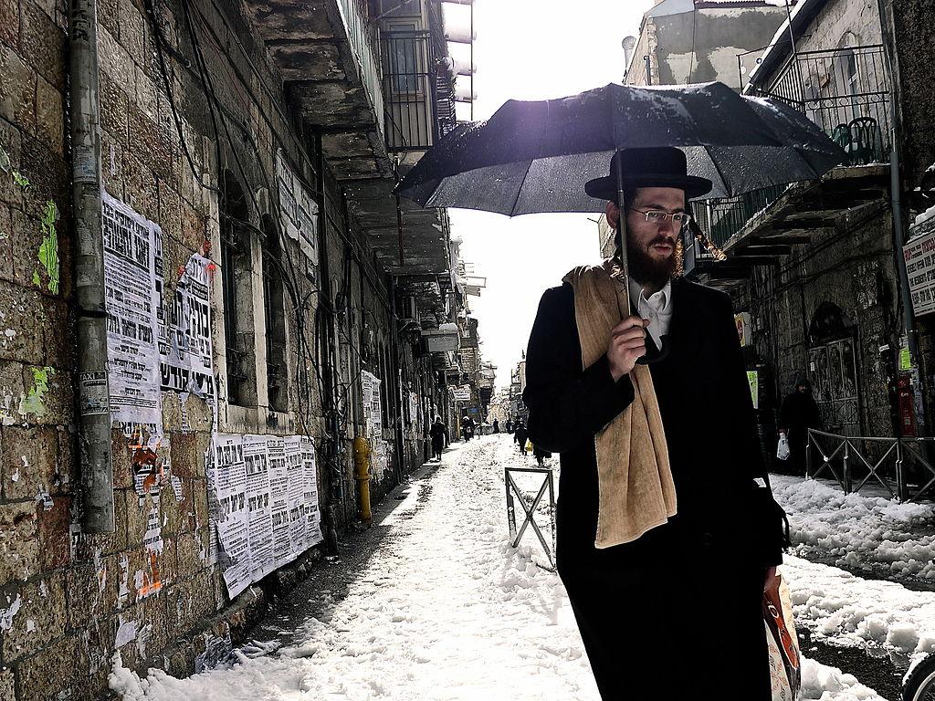 một người do thái đàn ông