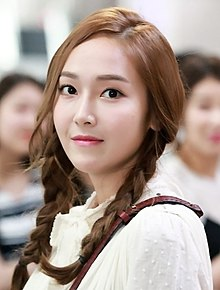 Jessica Jung at Incheon Airport on May 22, 2015.jpg