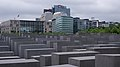 Jewish monument with Potsdamer Platz on background - panoramio.jpg