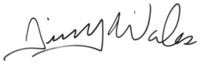 Jimmy Wales signature.png