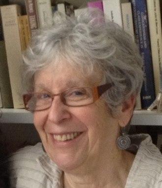 Joan Wallach Scott - Scott in 2013
