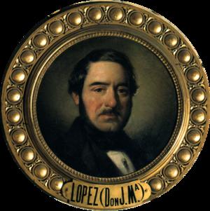 Joaquín María López y López - Image: Joaquín María López