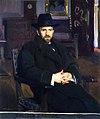 Joaquín Sorolla, Don Pío Baroja.jpg