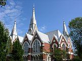 Joensuun evankelis-luterilainen kirkko