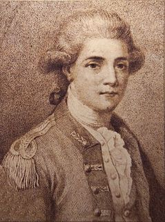 John André British Army officer during the American Revolutionary War