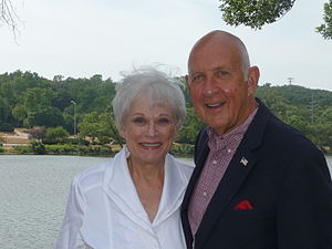 John L. Borling - John Borling and his wife Myrna