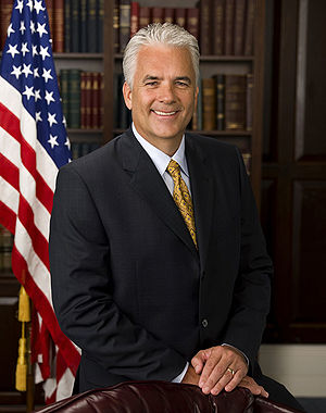 Nevada's 1st congressional district - Image: John Ensign, official Congressional photo portrait, 2007