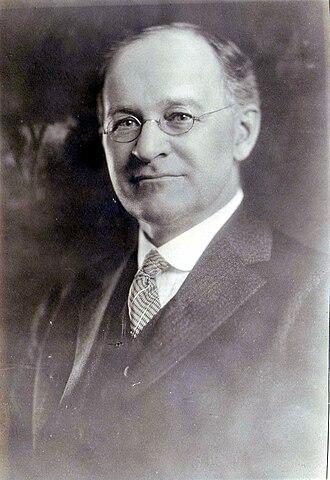 John Fillmore Hayford - John Fillmore Hayford