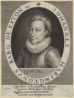 2nd Baron Harington Of Exton