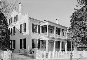 Conde–Charlotte House - Conde–Charlotte House in 1936