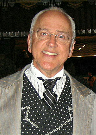 John Rubinstein - Rubinstein in April 2008