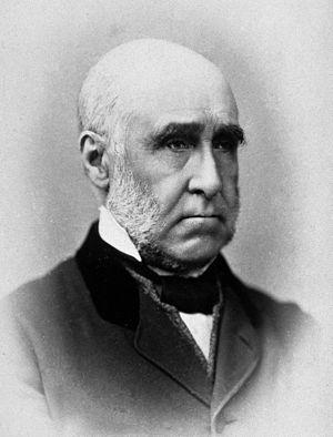 John Simon (pathologist) - John Simon in 1881