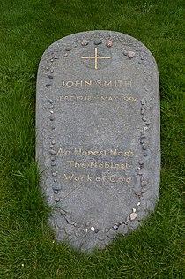 John Smith grave on Iona August 2014.JPG