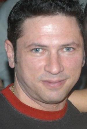 John Strong (actor) - John Strong in 2005