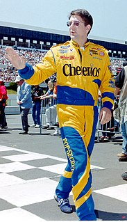 Johnny Benson Jr. American racing driver